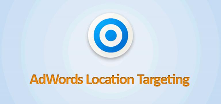 adwords location targeting