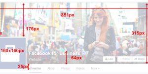facebook διαστάσεις εικόνων