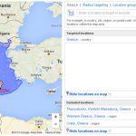Ελλάδα: Γεωγραφική στόχευση περιοχών στο Google Adwords