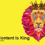 Το Περιεχόμενο είναι ο Βασιλιάς