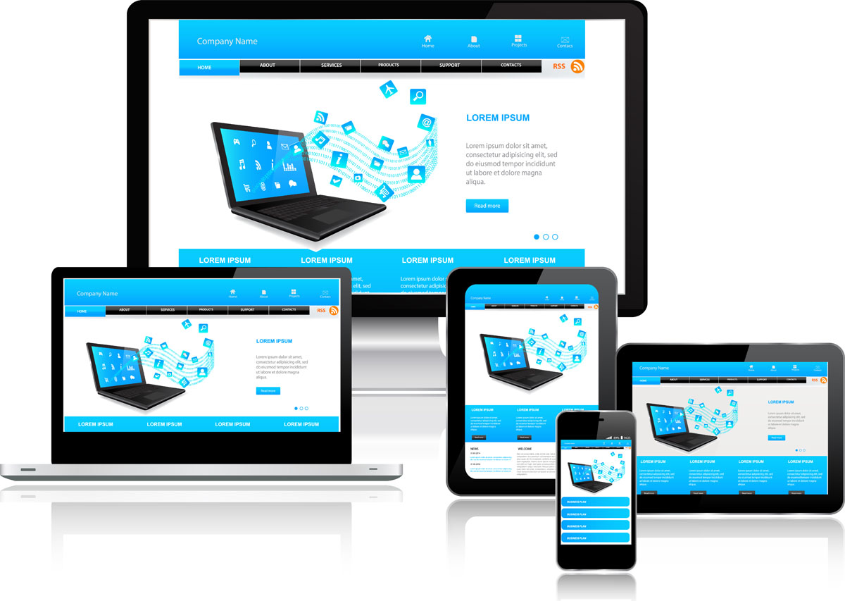 responsive websites