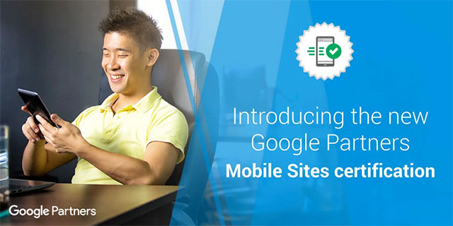 Mobile Sites Google Partners Certification