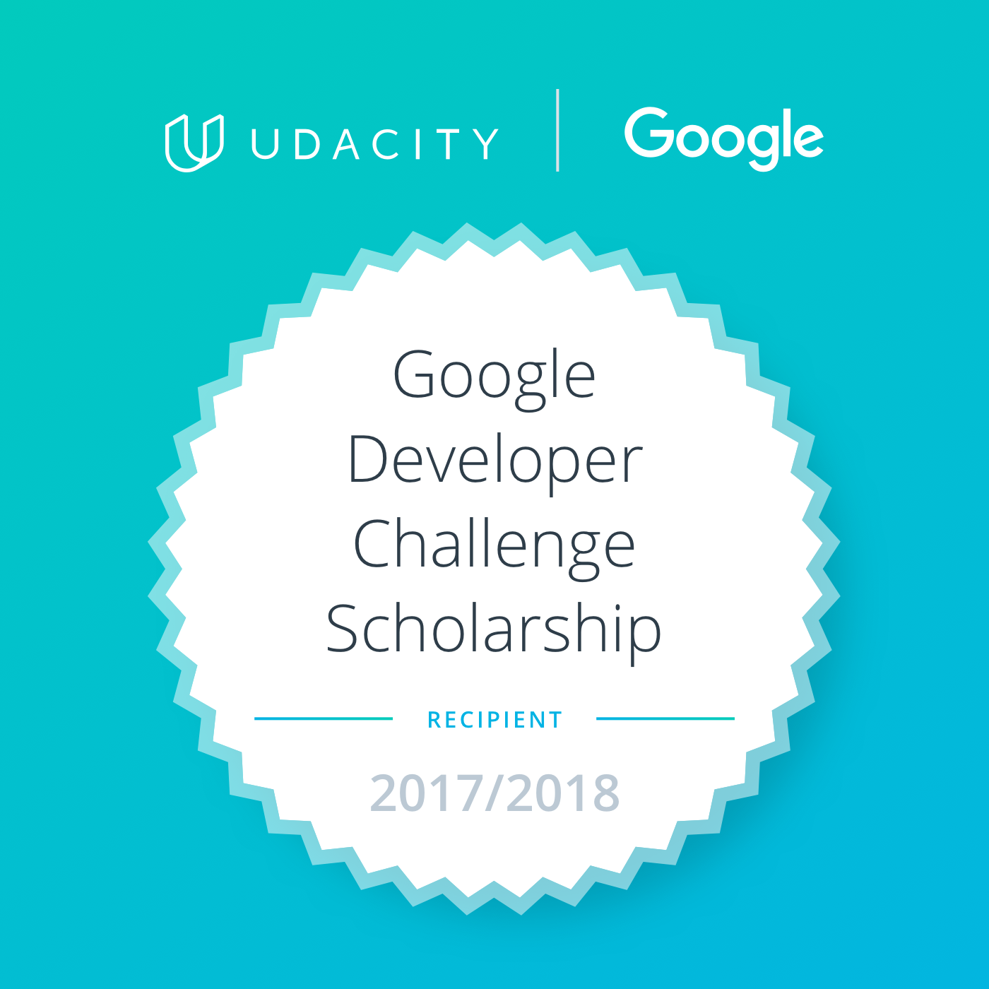 Έγινα δεκτός στο Google Developer Challenge Scholarship to the Android Basics track