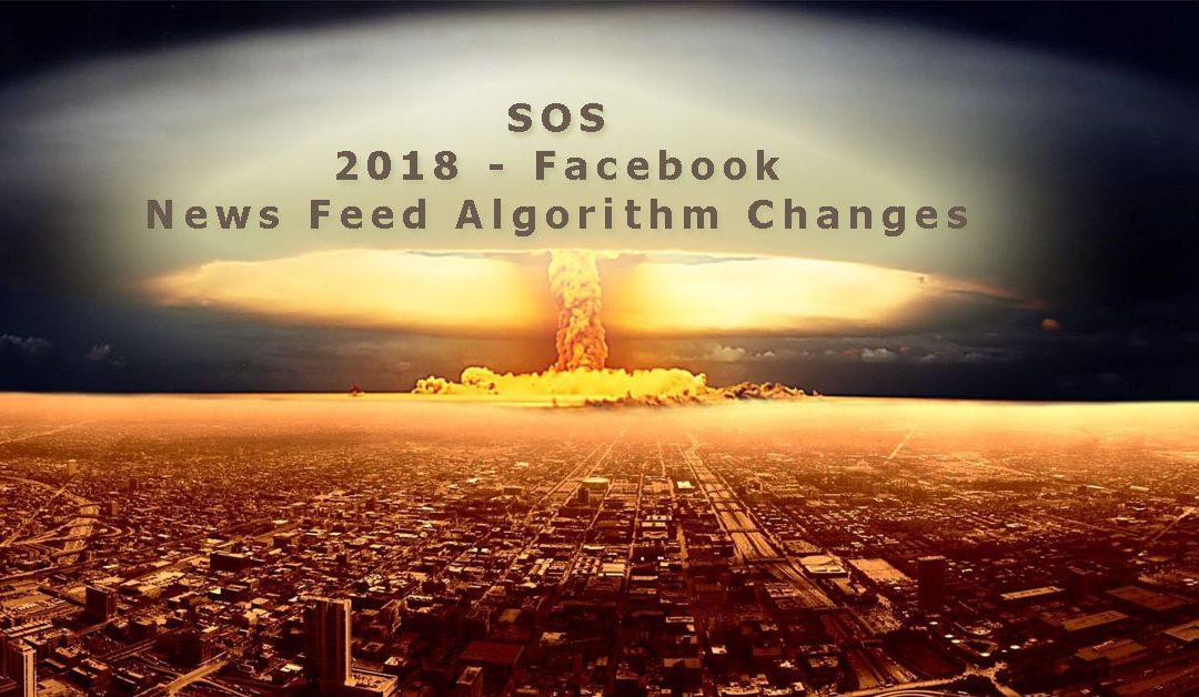 Facebook 2018: Οι αλλαγές στον αλγόριθμο News Feeds και πως επηρεάζουν τη διαφήμιση των επιχειρήσεων στο Facebook
