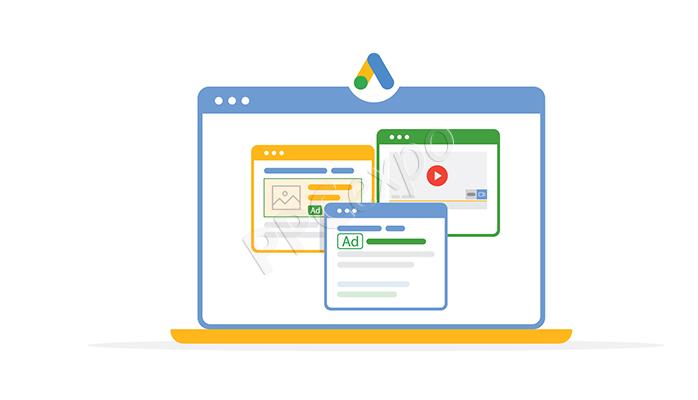 Τυπικά Google Ads formats