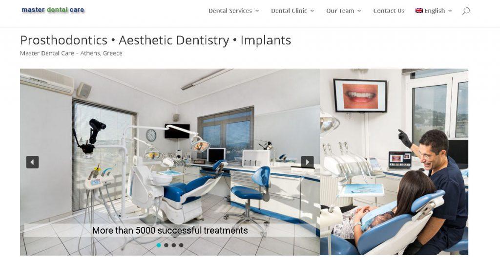 Master Dental Care